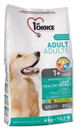 Корм для собак 1st Choice Adult курица 12 кг