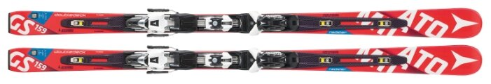 Горные лыжи ATOMIC Redster FIS Doubledeck GS JR (15/16)