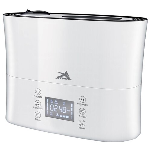Увлажнитель воздуха АТМОС 2750, белый/серый