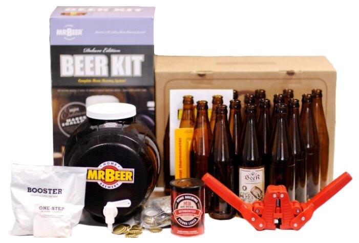 Мини-пивоварня Mr.Beer Maestro