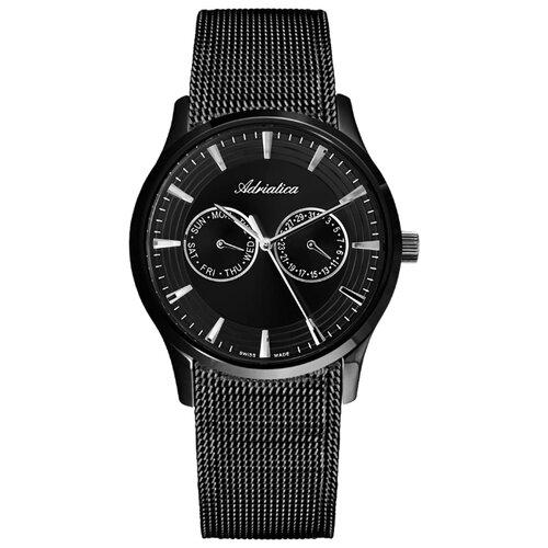 Наручные часы Adriatica 1100.B114QF adriatica часы adriatica 8241 1265q коллекция gents