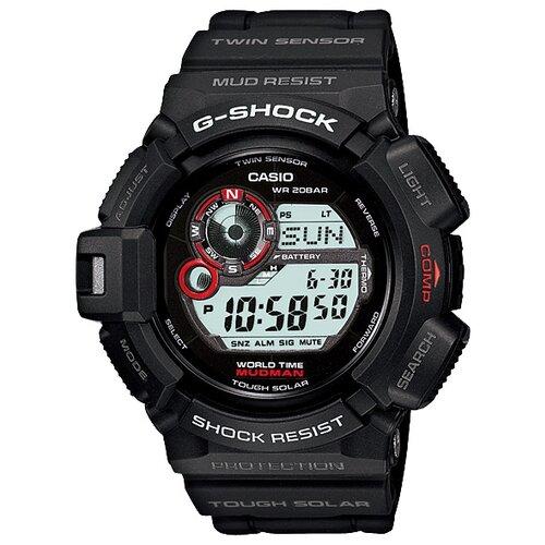 Наручные часы CASIO G-9300-1E наручные часы casio a 168wec 1e