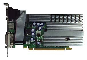 Aopen GeForce 7300 LE 450Mhz PCI-E 128Mb 650Mhz 64 bit DVI TV