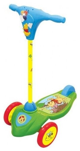 Кикборд Kiddieland 045583 Winnie The Pooh