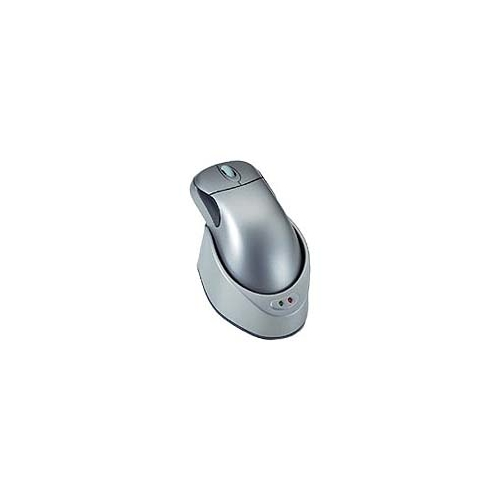 Мышь Targus Wireless Optical Mouse with Charger Silver USB