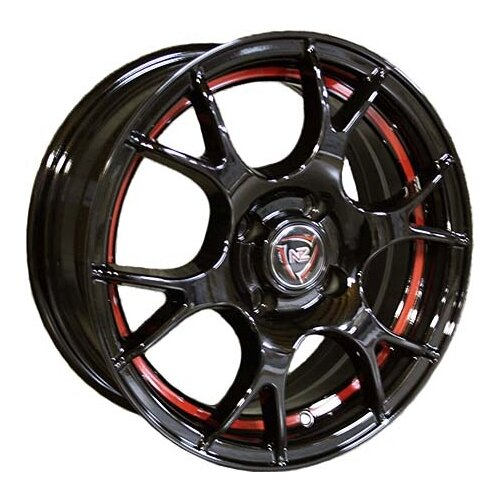 Фото - Колесный диск NZ Wheels F-42 6x15/4x100 D60.1 ET36 BKRSI колесный диск nz wheels f 42 6x15 4x100 d60 1 et40 bkbsi