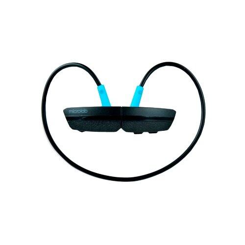 Наушники Microlab T967BT blue microlab t967bt