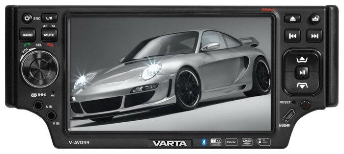 Автомагнитола VARTA V-AVD99