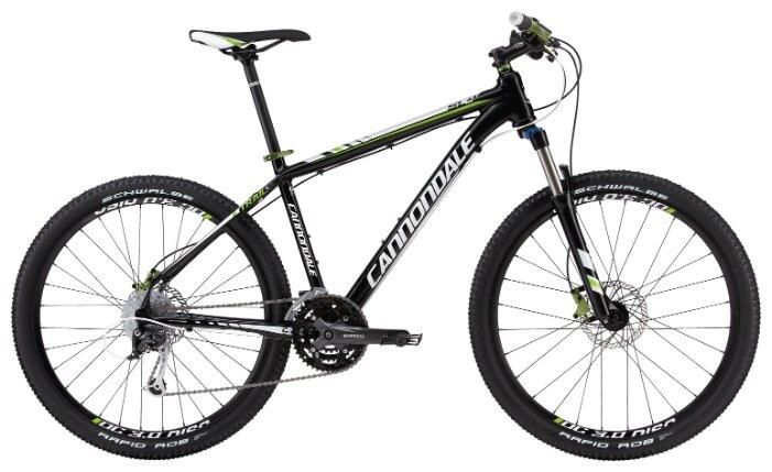 Горный (MTB) велосипед Cannondale Trail SL 4 (2013)