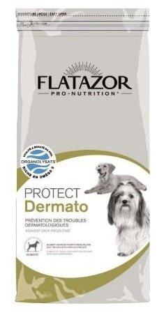 Корм для собак Flatazor Protect Dermato dog