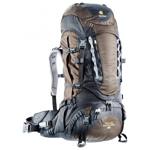 popular stores best supplier reasonably priced Рюкзак deuter Aircontact PRO 55+15 SL brown/black