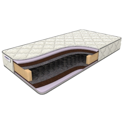 Матрас Dreamline Eco Foam Hard Bonnel 115x145 Матрасы