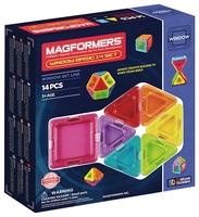 Магнитный конструктор Magformers Window Basic 714001-14