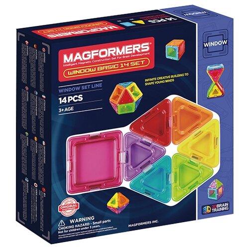 Магнитный конструктор Magformers Window Basic 714001-14Конструкторы<br>