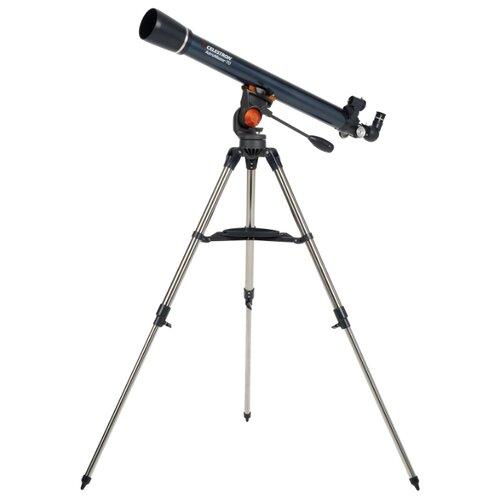 Фото - Телескоп Celestron AstroMaster 70 AZ синий/серебристый телескоп