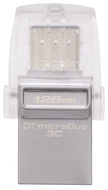Kingston Флешка Kingston DataTraveler microDuo 3C