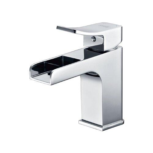 Смеситель для раковины (умывальника) WasserKRAFT Aller 1069 однорычажный смеситель для раковины wasserkraft aller 1063w