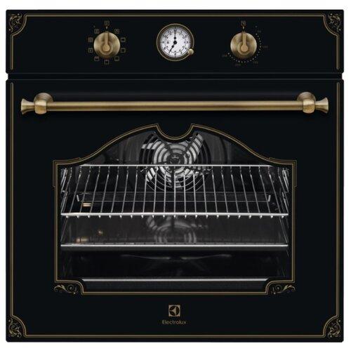 Электрический духовой шкаф Electrolux OPEB 2520 R электрический духовой шкаф electrolux opeb 2500 v