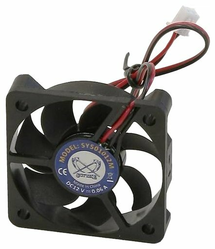 Scythe Система охлаждения для корпуса Scythe Mini Kaze (SY501012M)