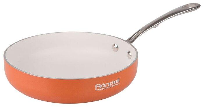 Сковорода Rondell Terrakotte RDA-524 24 см