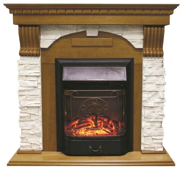 Камин Royal Flame Majestic FX + портал Dublin