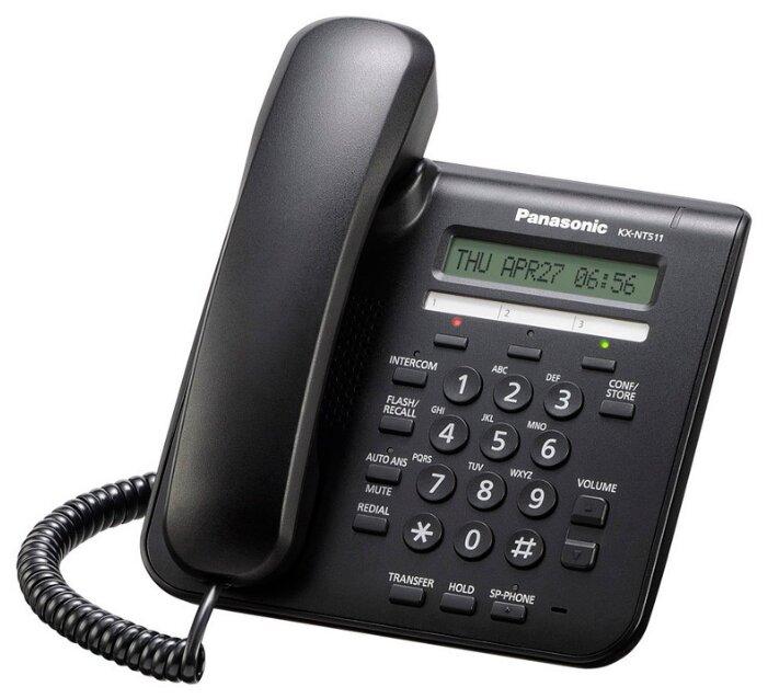 Panasonic VoIP-телефон Panasonic KX-NT511А