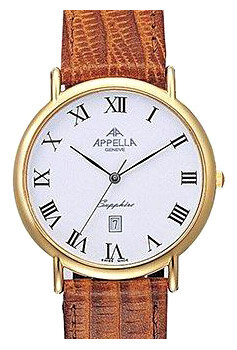 5c1590d5f358 Купить Наручные часы APPELLA 279-1011 по выгодной цене на Яндекс.Маркете
