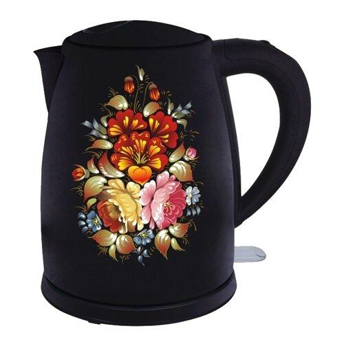 Чайник Добрыня ДО-1218/1219, хохлома