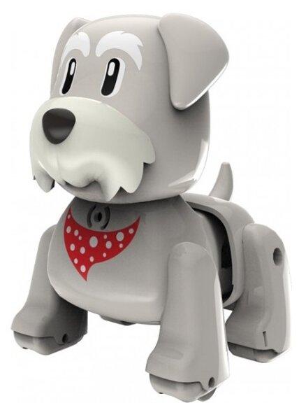 Интерактивная игрушка робот Silverlit LilPuppies Шнауцер