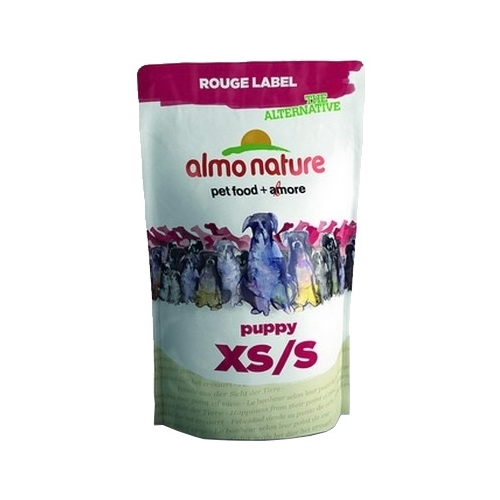 Корм для собак Almo Nature Rouge Label the Alternative XS Puppy Chicken (0.75 кг)