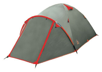 Палатка Tramp MOUNTAIN 4 Alu