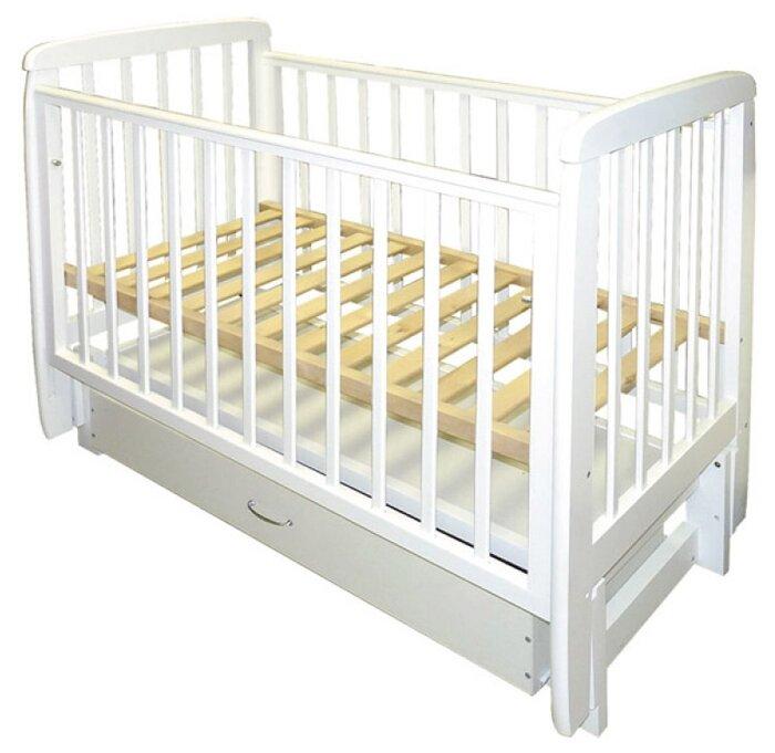 Кроватка Соня Соня 5 (классическая), продольный маятник