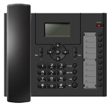 Escene VoIP-телефон Escene US102-YN