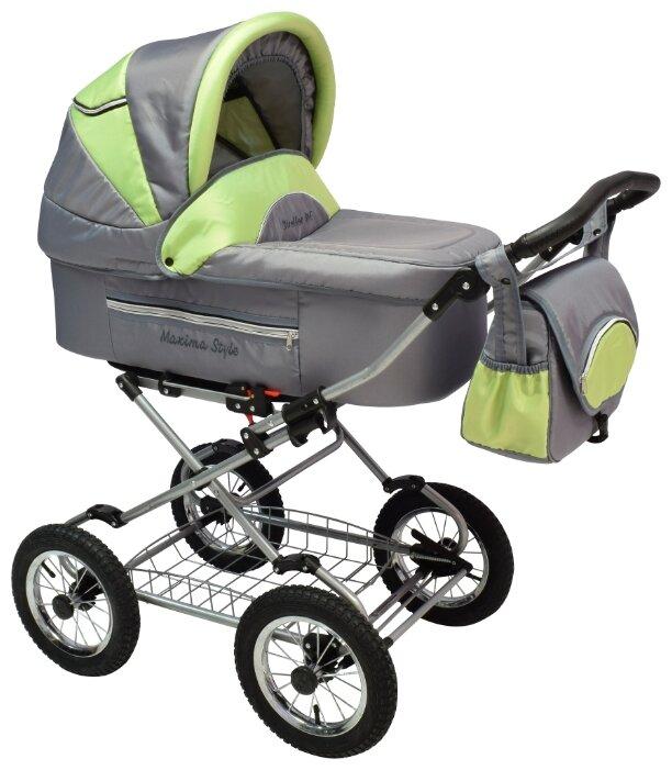 Универсальная коляска Maxima Style (3 в 1)