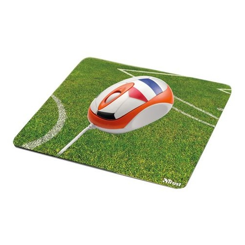 Мышь Trust Football Mouse with Mousepad Nederland USB