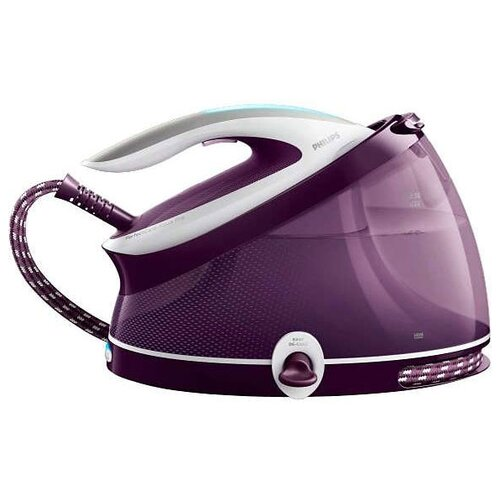 Парогенератор Philips GC9315 PerfectCare Aqua Pro фиолетовый/белый/серый