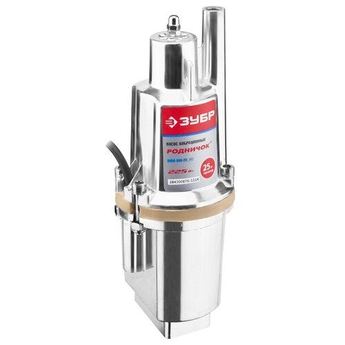 Колодезный насос ЗУБР ЗНВП-300-25_М2 (225 Вт)