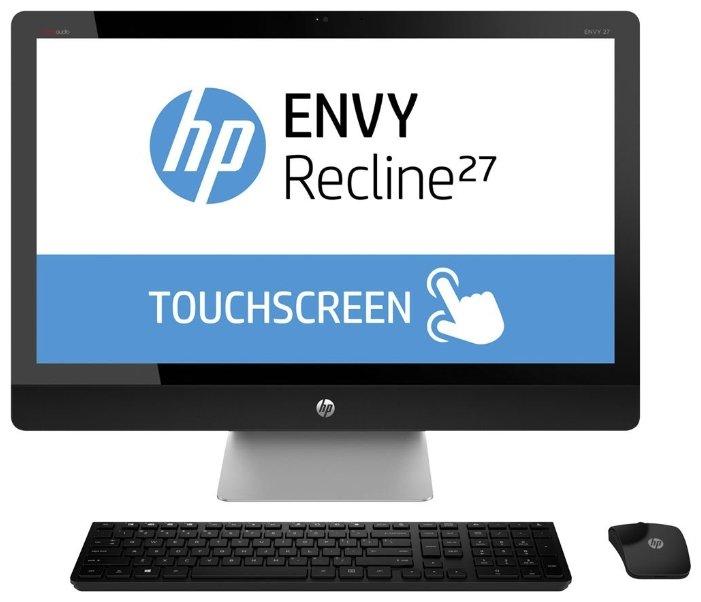 Моноблок 27`` HP Touchsmart Envy Recline 27-k001er (D7E72EA)