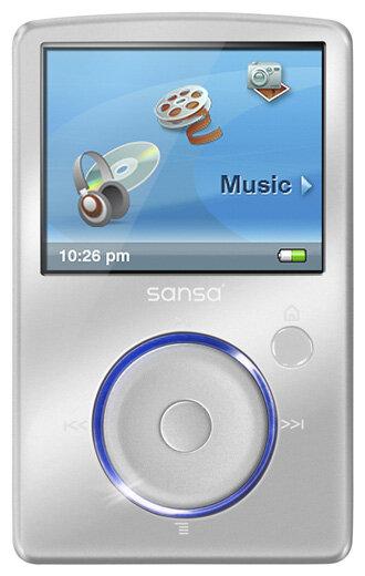SanDisk Sansa Fuze 2Gb