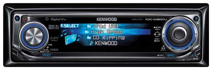 KENWOOD KDC-W9537UY