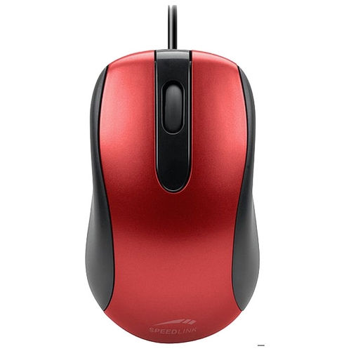 Мышь SPEEDLINK MICU Mouse SL-6114-RD Red USB