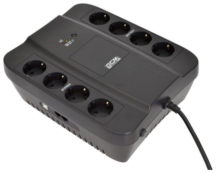 Интерактивный ИБП Powercom SPIDER SPD-850U
