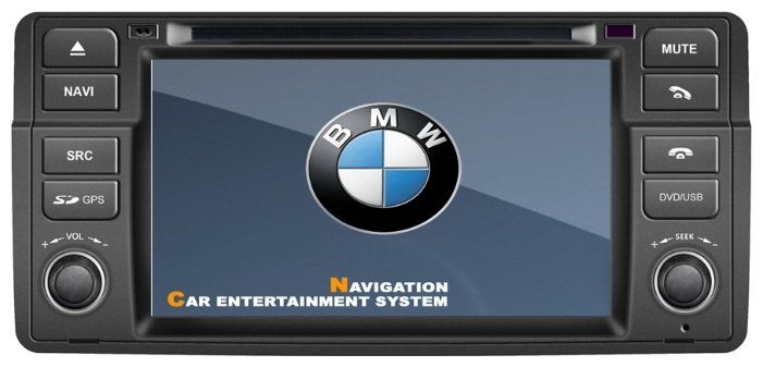Автомагнитола Witson W2-D9746B BMW E46/X3/Z3/Z4 new