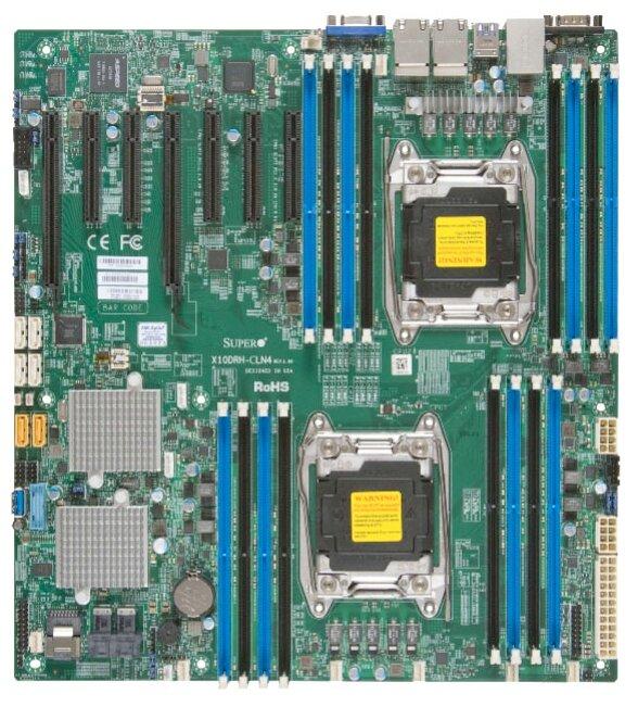 Supermicro X10DRH-iLN4