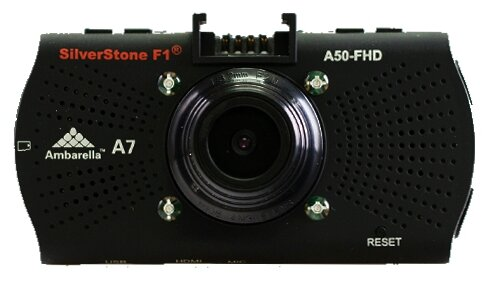 SilverStone F1 SilverStone F1 A50-FHD