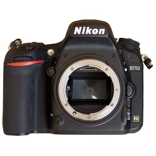 Фото - Фотоаппарат Nikon D750 Body фотоаппарат