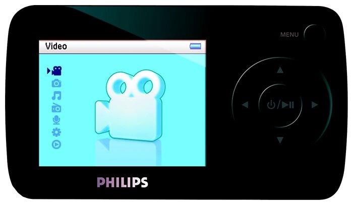 Philips Плеер Philips SA6015