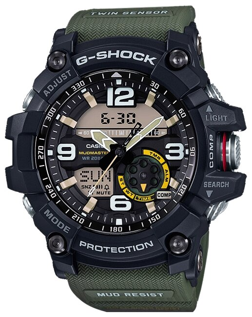 Наручные часы CASIO GG-1000-1A3