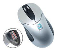 Мышь A4Tech RP-650 UP Silver USB+PS/2