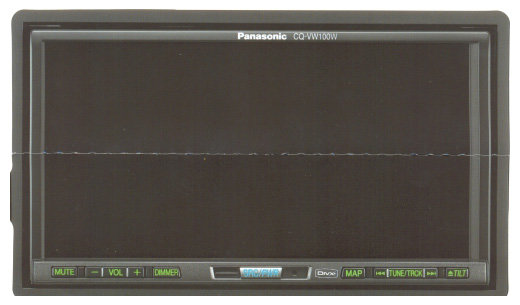 Panasonic CQ-VW100W